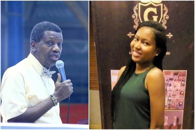 Pastor Adeboye reacts to killing of UNIBEN student inside RCCG church