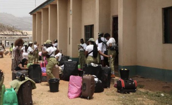 NYSC orientation camps