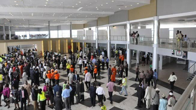 Reopening of airports