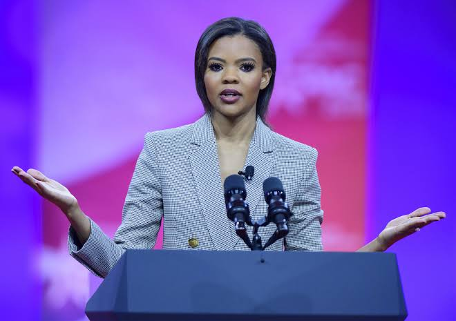 Candace Owens speaks about George Floyd's death