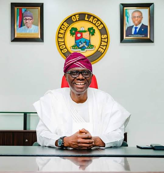 Governor Sanwo-Olu clocks 55
