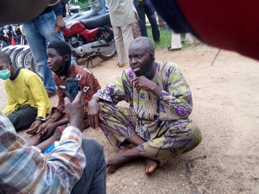 Oyo Police Parades 3 Suspects In Connection With Akinyele Killings, Other Criminals