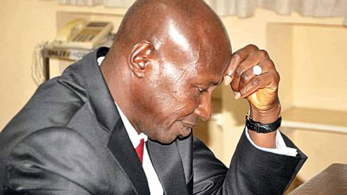 Ibrahim Magu suspends as acting EFCC boss