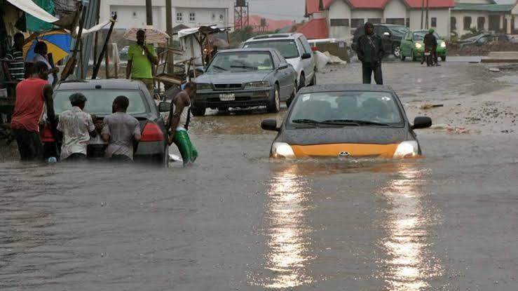 Flood in Lagos