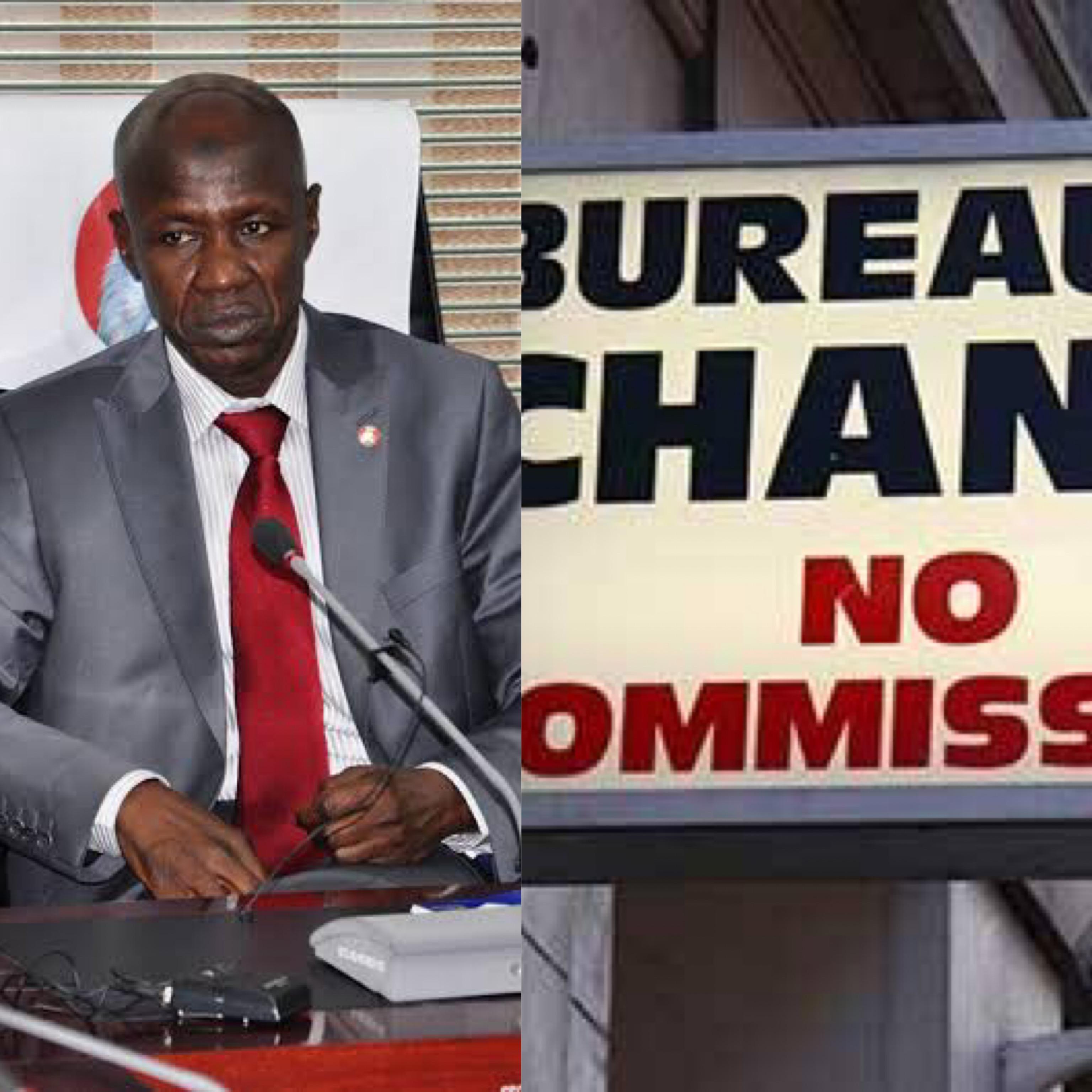 Magu and bureau de change
