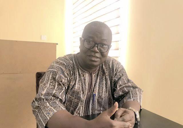 Biodun Ogunyemi, ASUU chairman