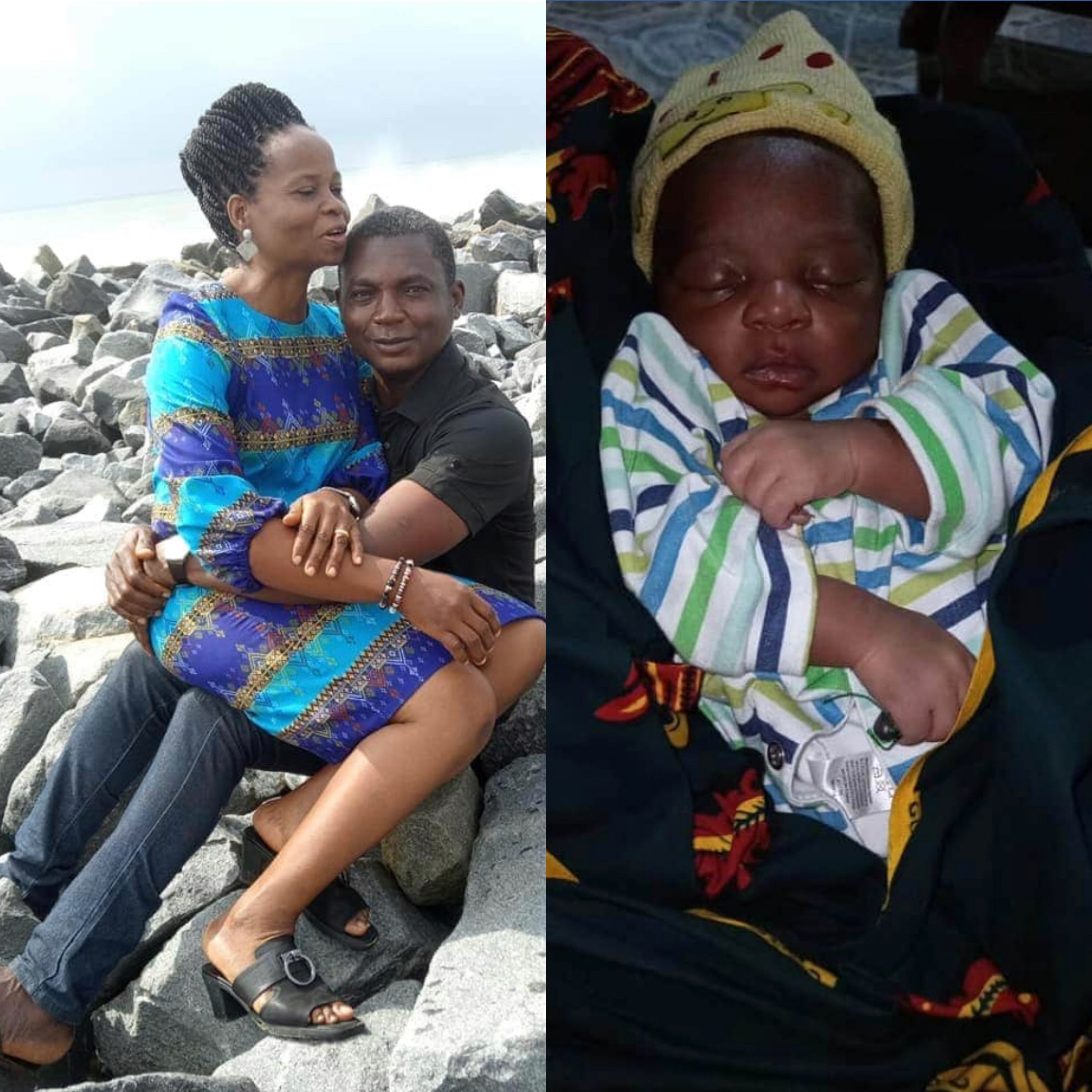 Anambra Couple Welcome First Child After 21 Years Of Marriage