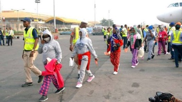 Nigerians stranded in Mali