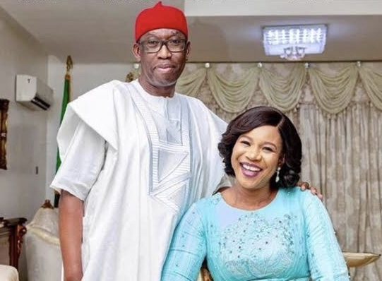 Governor Okowa of delta and his family tests negative to coronavirus