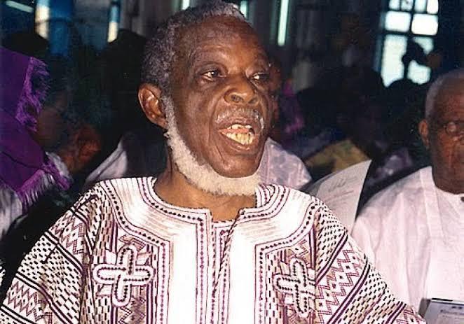 Breaking: Afenifere Leader, Pa Ayo Fasanmi, Dies At 94