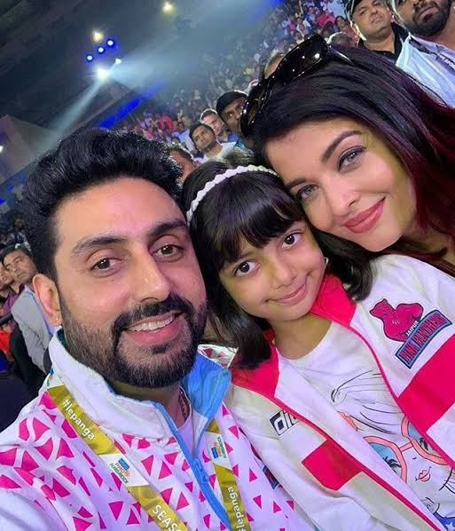 Aishwarya Rai Bachchan, husband and her eight-year-old daughter test positive for coronavirus