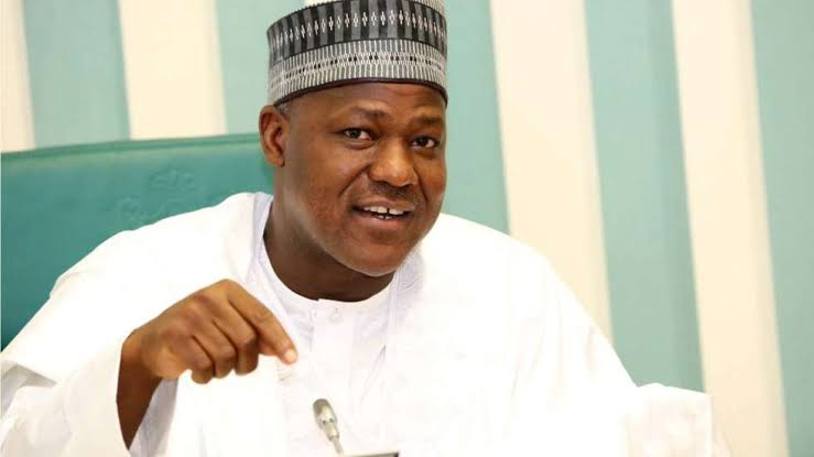 Immediate past Speaker of the House of Representatives, Yakubu Dogara