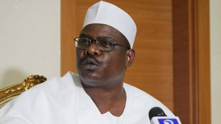Senator Ali Ndume, chairman of the Senate Committee on the Army