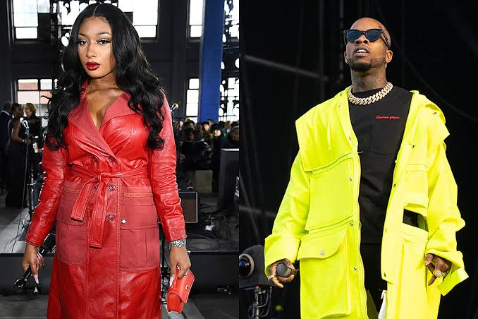 Tory Lanez allegedly shot Megan Thee Stallion in the foot twice