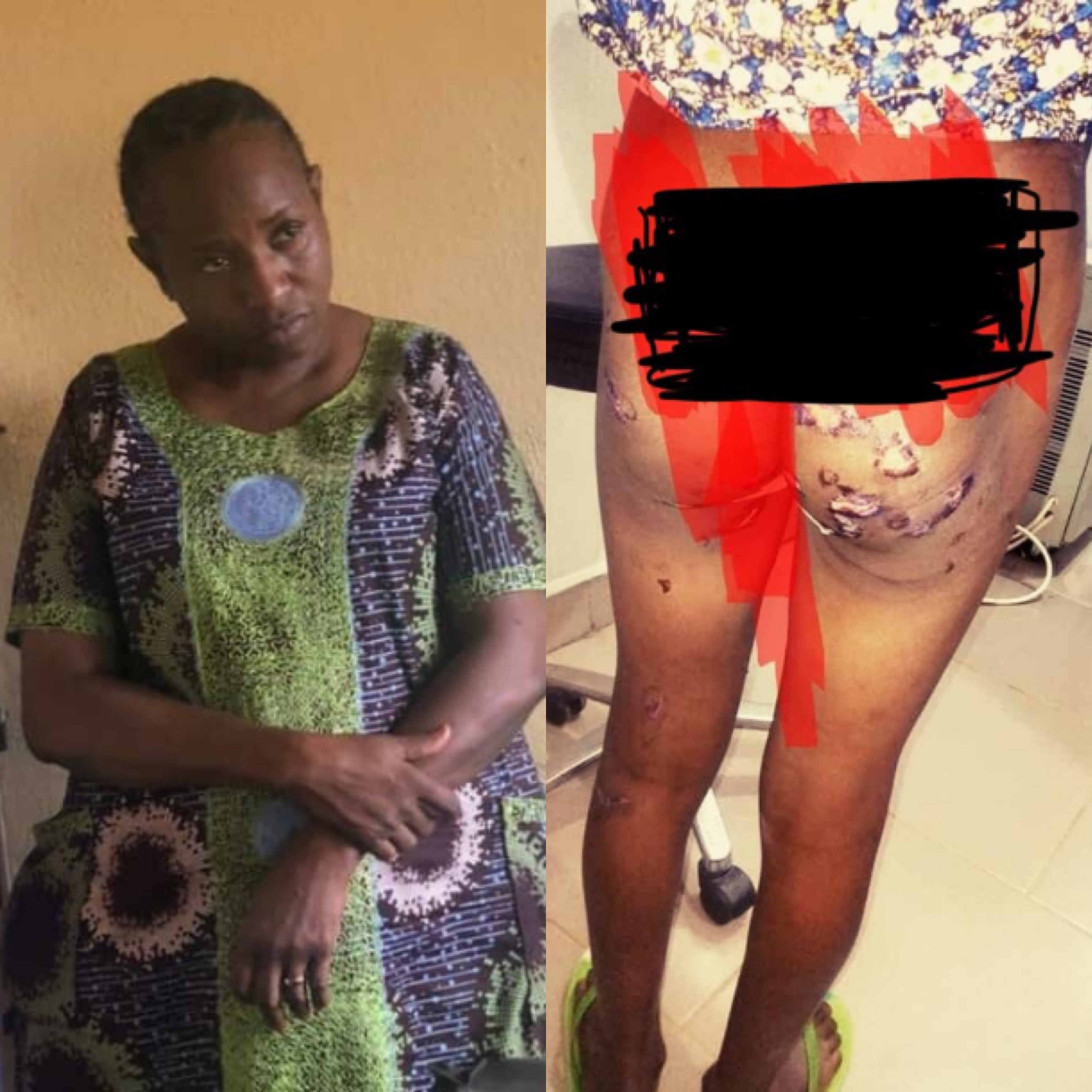 Deaconess tortures 14-year-old girl in Kaduna