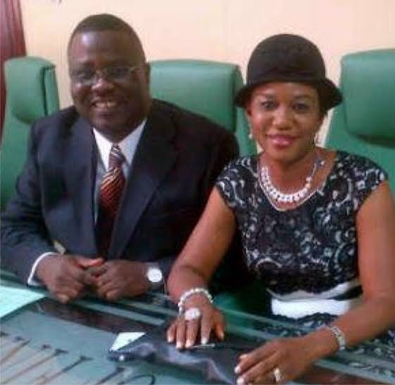 Former speaker of Edo state house of assembly Zakawanu Garuba's widow, Hassana has been released by her abductors