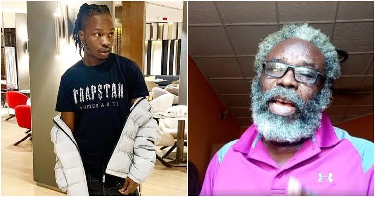 Nollywood actor Jude Chukwuka has recounted his reaction after a video of him singing along to Naira Marley's song went viral.