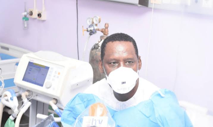Dr Mohammed Kawu