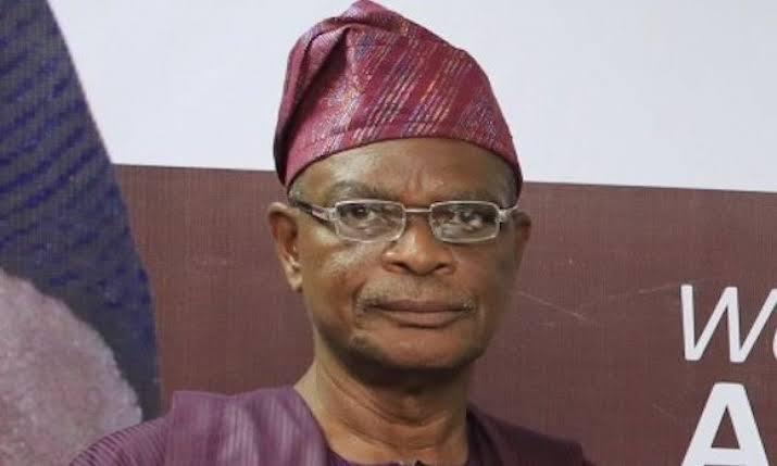Osun SSG Prince Wole Oyebamiji