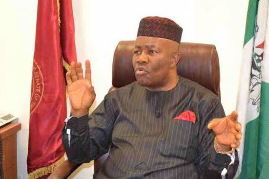 Akpabio Writes National Assembly, Denies Saying Lawmakers Got Majority Of NDDC Contracts