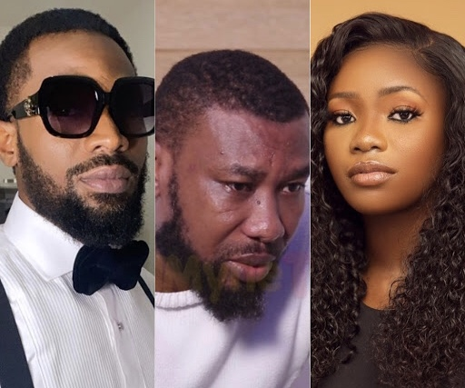 Frank Amudo, Dbanj and Seyitan rape allegation