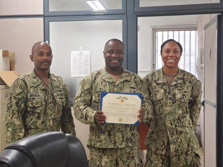Lt. Victor Agunbiade