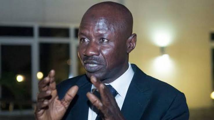 Ibrahim Magu's probe and detention continues
