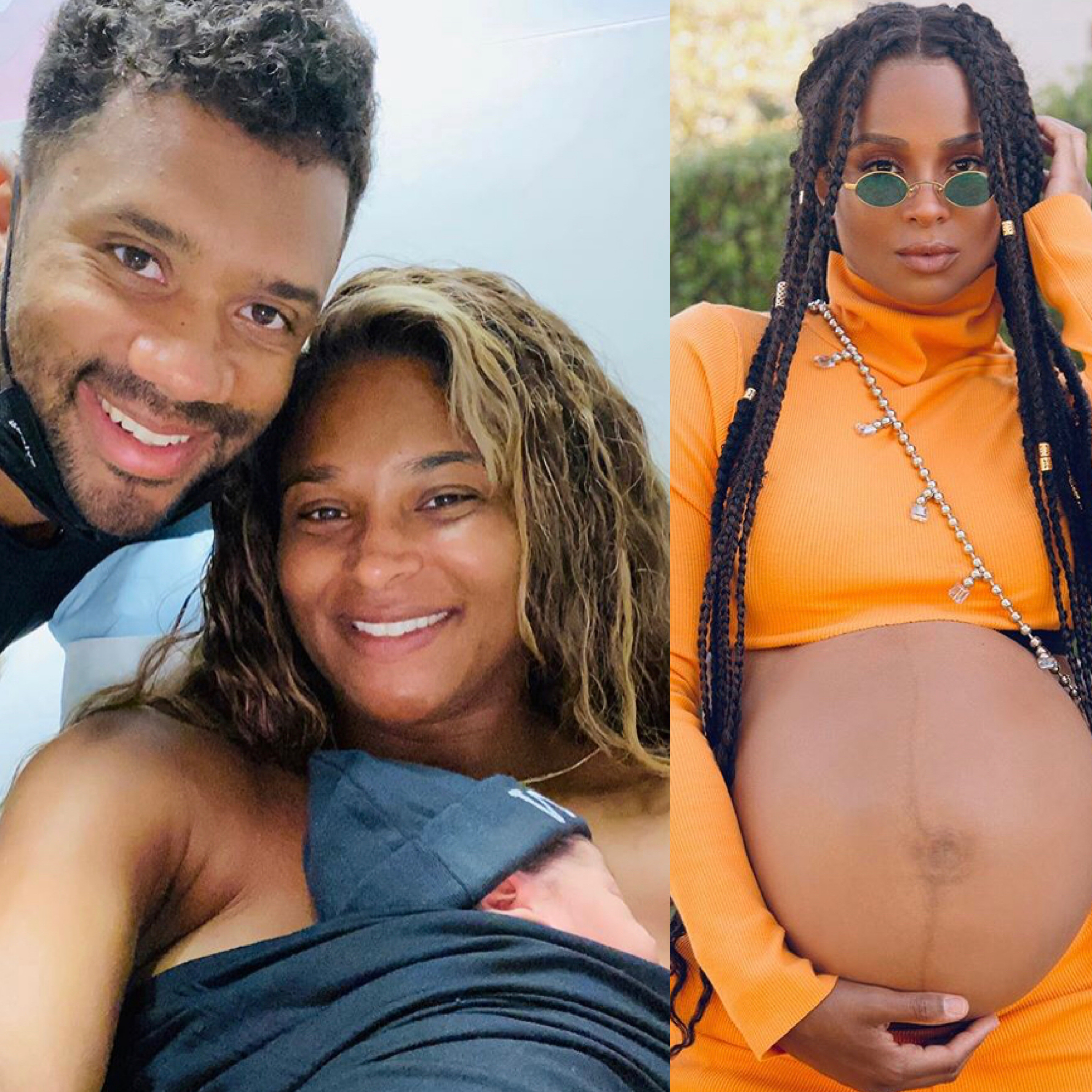 Singer Ciara And Husband Russell Wilson Welcome Baby Boy, Names Him Win