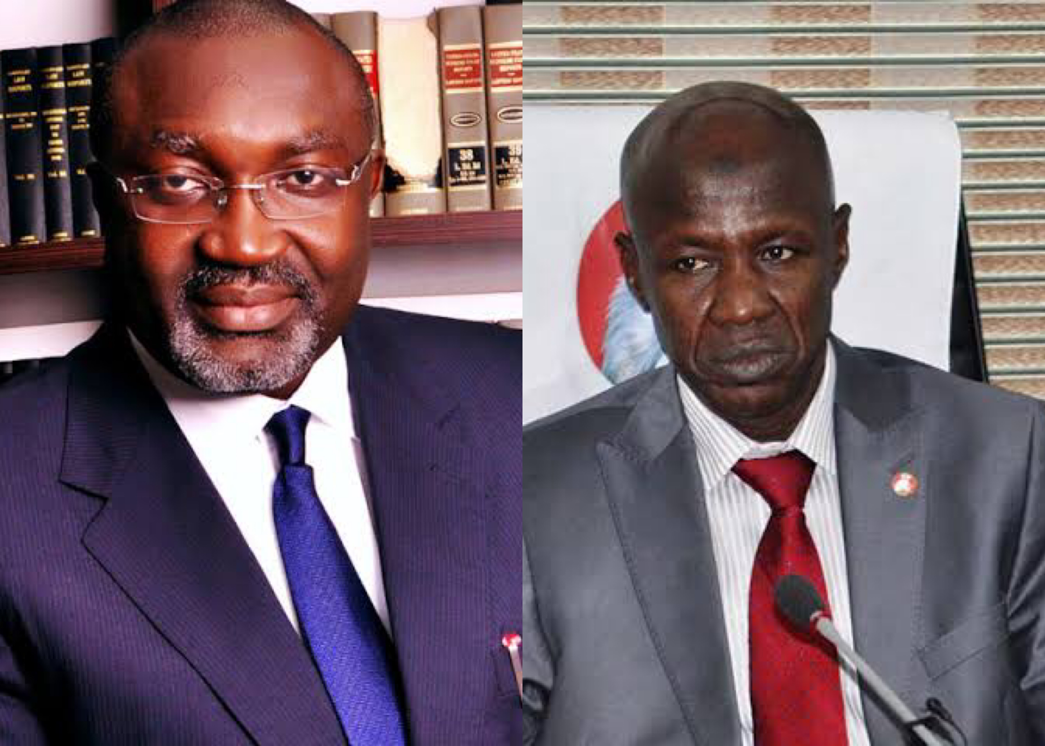 Godwin Obla, a former prosecutor with the Economic and Financial Crimes Commission (EFCC), has accused Ibrahim Magu of ordering his detention
