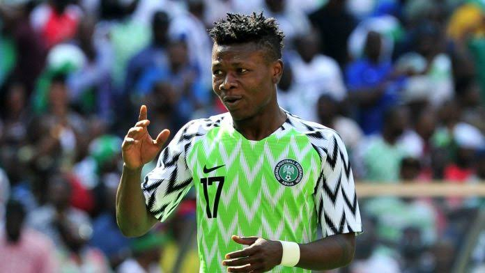 Super Eagles Forward Samuel Kalu Tests Positive For COVID-19