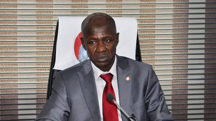 Acting chairman of EFCC, Ibrahim Magu arrested by DSS
