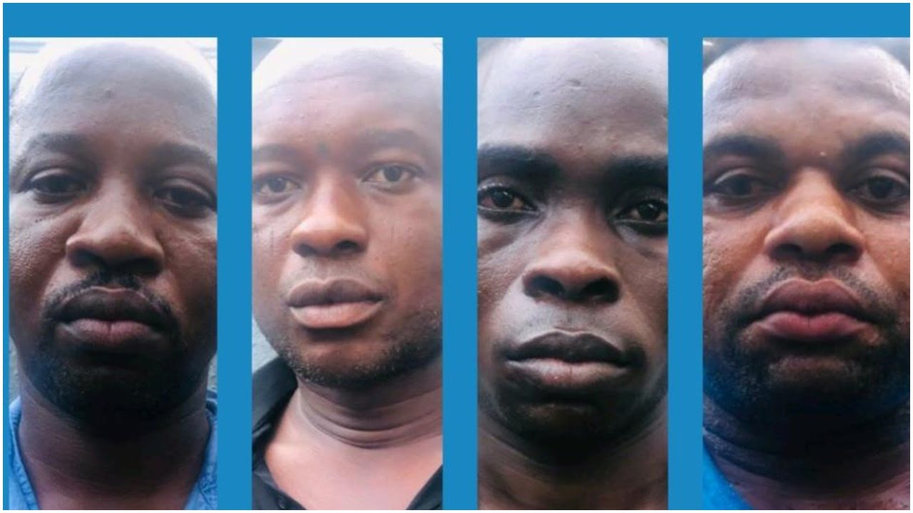 Police Arrest Two Soldiers, Others For Bullion Van Robbery