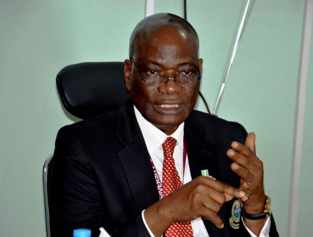 Vice-Chancellor of the University of Lagos (UNILAG), Prof. Oluwatoyin Ogundipe