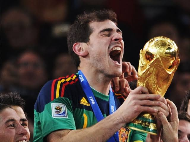 Legendary Spain And Real Madrid Keeper, Iker Casillas Announces Retirement From Football