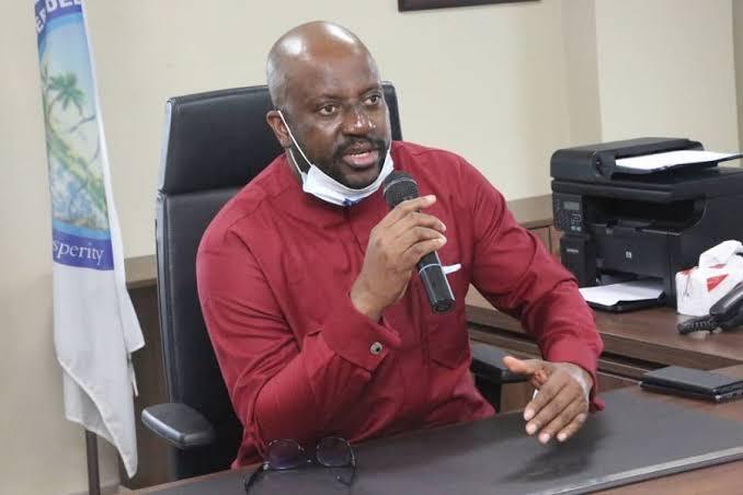 NDDC acting Managing Director, Kemebradikumo Daniel Pondei