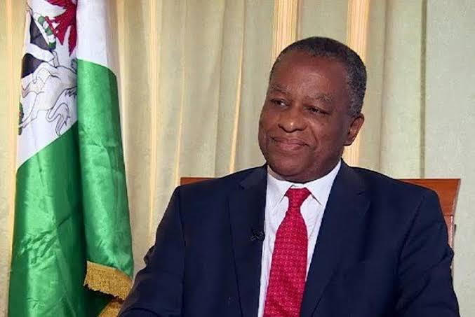 Foreign Affairs Minister, Geoffrey Onyeama