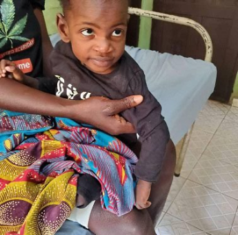 Police rescue baby girl dumped in the bush in Anambra