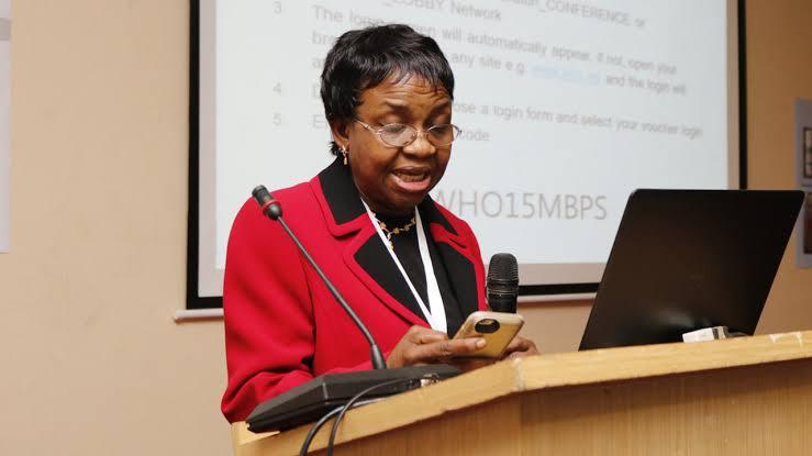 NAFDAC DG, Mojisola Adeyeye