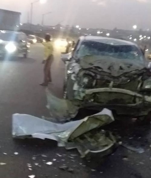 Three Confirmed Dead In Lagos Auto Accident