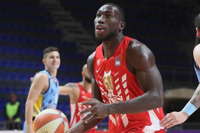 Nigerian basketball player, Michael Ojo