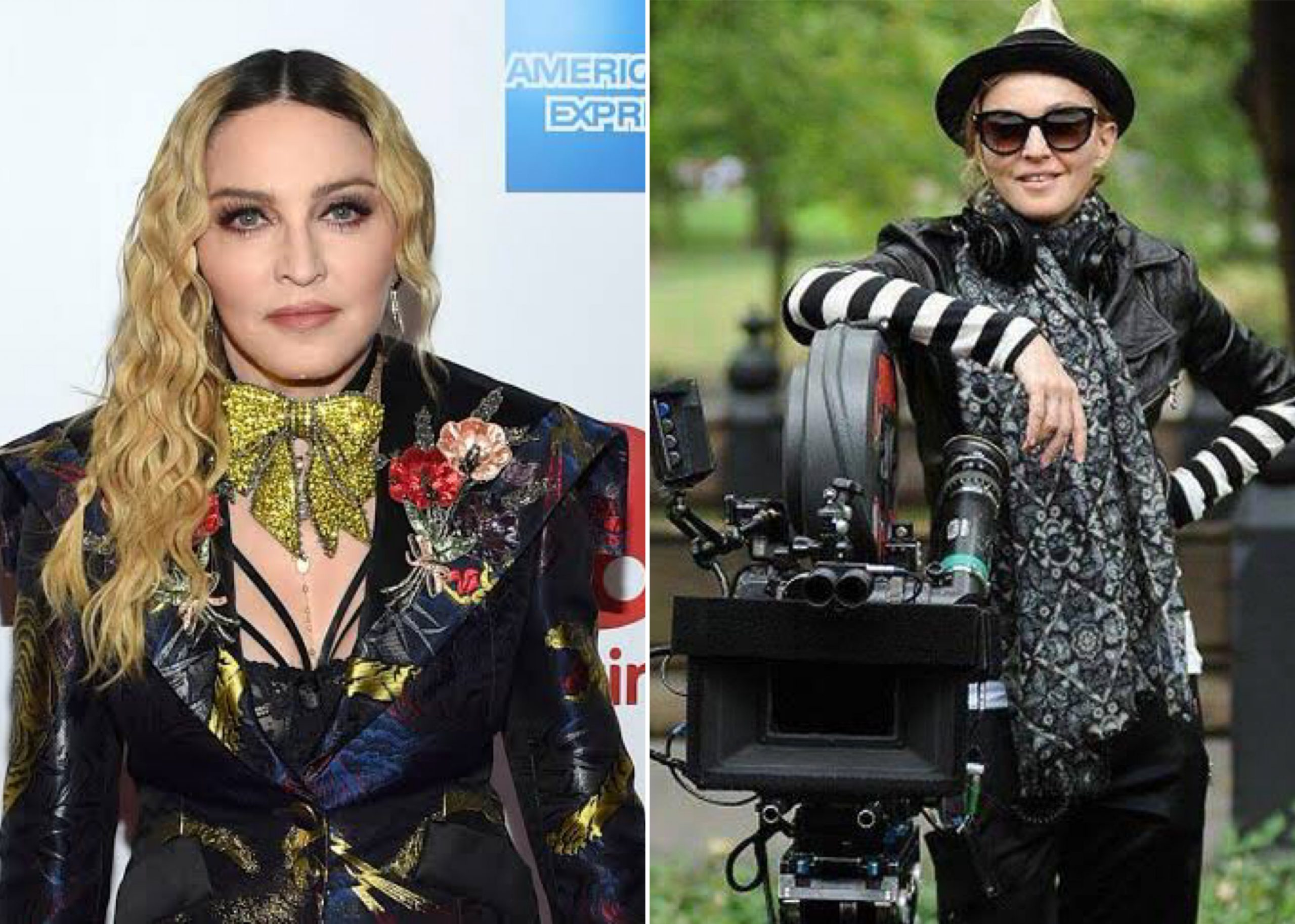 Madonna To Direct, Co-Write Her Own Biopic