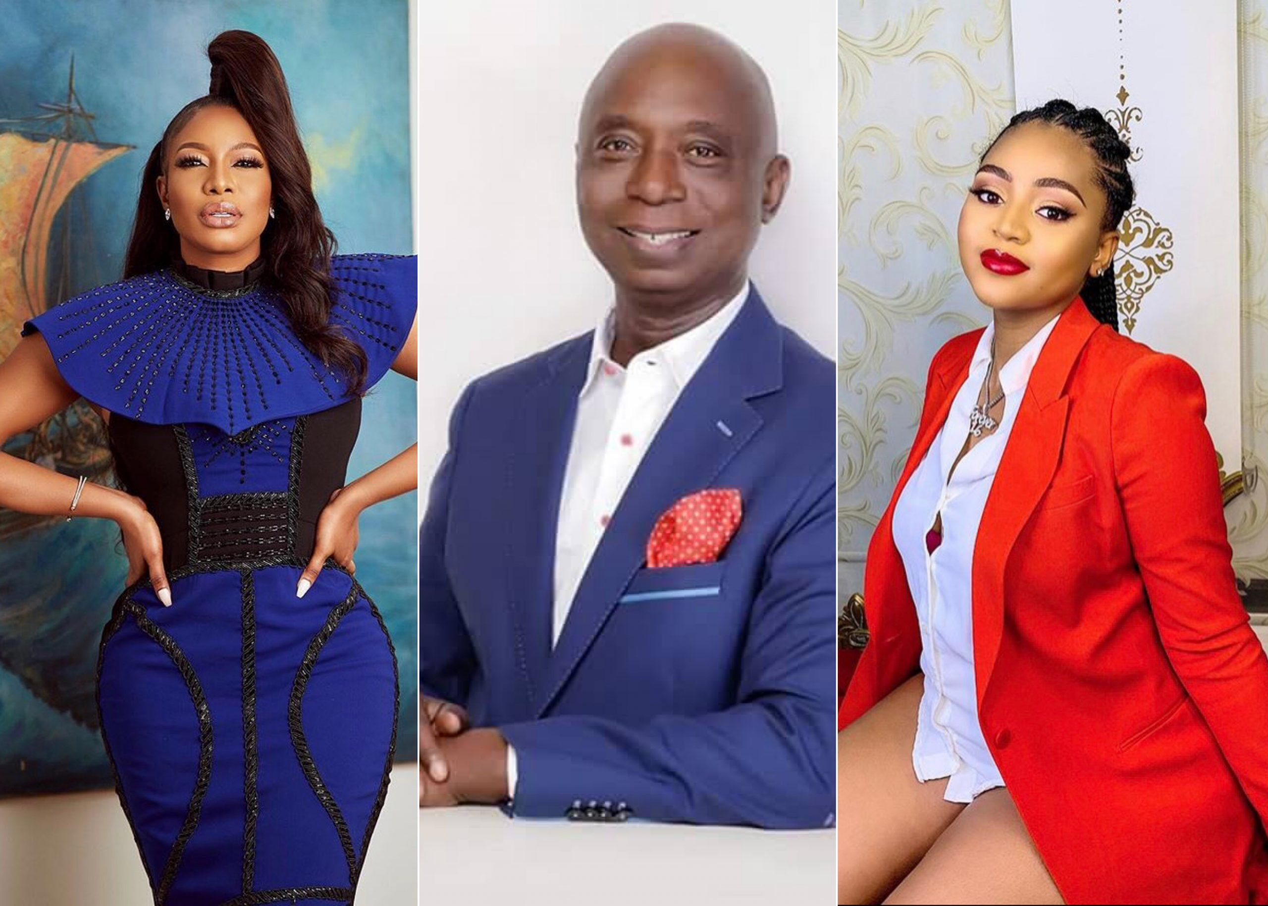 Nollywood Actress Chika Ike Denies Being In A Relationship With Regina Daniels' Husband, Ned Nwoko