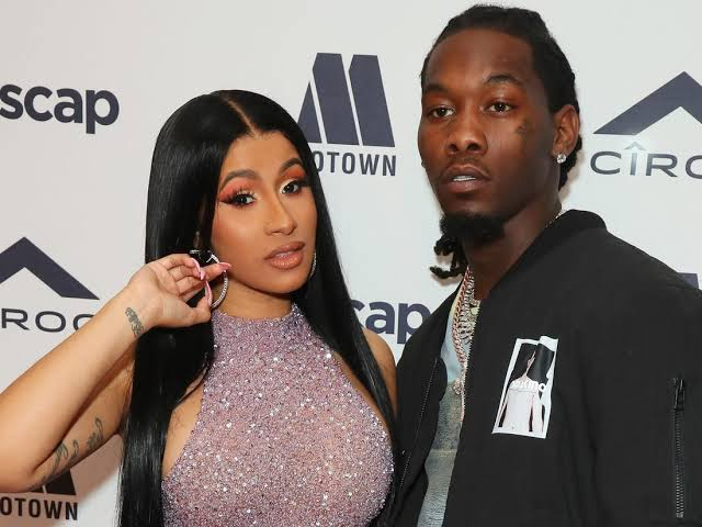 Cardi B Reportedly Files For Divorce From Offset Amid Cheating Rumours