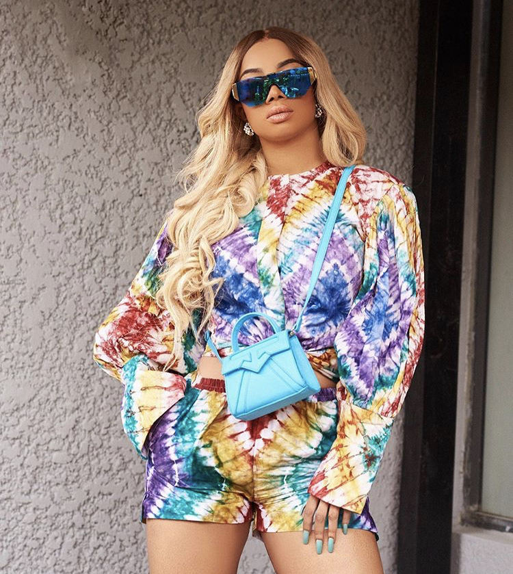 Stop Calling Me Your Role Model, I Am Not Perfect – Toke Makinwa Advises Fans