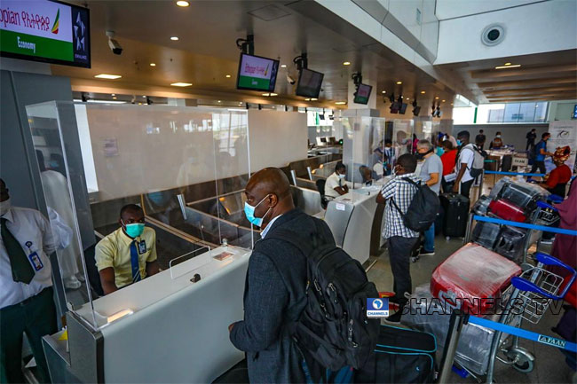 COVID-19 Positive International Travellers Are Arriving Nigeria With Fake Negative Results- PTF Raises Alarm