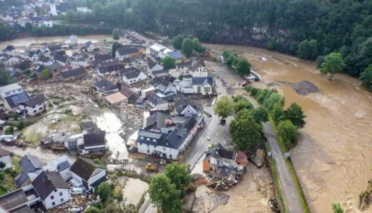 42 Dead, Dozens Missing Due To Severe Flood In Germany