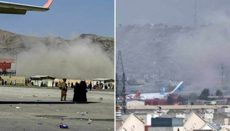 Many Feared Dead, Injured As Explosion Rocks Kabul Airport