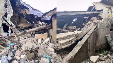 Ondo: One Feared Dead, Many Trapped As Building Collapses